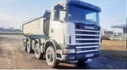 Самоскид SCANIA 124